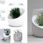How does the air purifier work